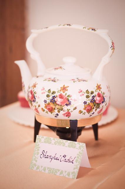 Shanghai Orchid Tea