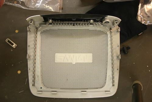 3800HGV-B Top Case