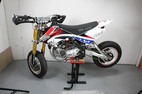 Soporte pinza VOCA RACING para acoplar pinza delantera Stage6 4 pistones para Pitbike - Página 2 5410478083_166383519a