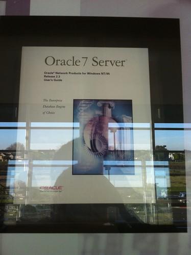 Oracle Database Version 7