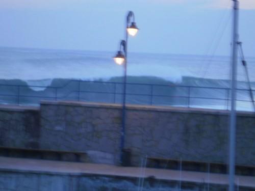Mundaka Bizkaia Basque Country País Vasco olas surf surfing waves surfboard swell playa beach sea mar oceano ocean arena