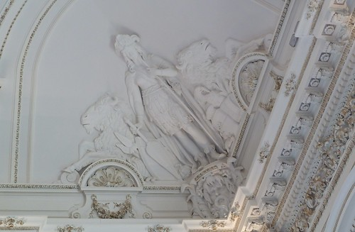 Detail of Corinthian Interior