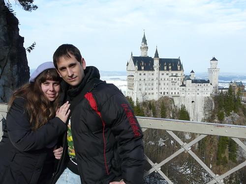 Castillo de Neuschwanstein (Baviera)