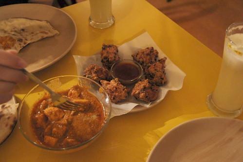 JOJO餐館的下午茶時間