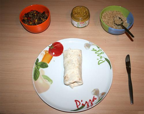 32 - Burrito rollen