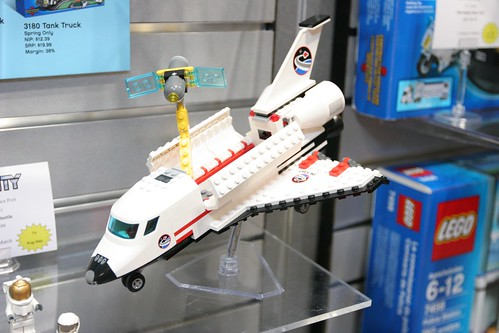 LEGO Toy Fair 2011 - City - 3367 Space Shuttle - 2