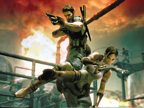 wallpaper game 2011. Resident Evil 4 Game Wallpaper