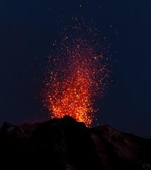 DSC_1817 (Tango Charlot) Tags: isole eolie stromboli sicilia volcano lava magma