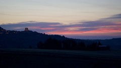 Rocca d'Orcia II (picturesfrommars) Tags: a7 toskana tuscany italy fe sel70200g rocca d´orcia