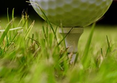 Off the tee - Relaxation (annemcm) Tags: macromondays relaxation macro golf sport enjoyment