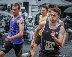 Luss Highland Gathering Athletes (FotoFling Scotland) Tags: lochlomond athlete luss lussgathering lusshighlandgames fotoflingscotland