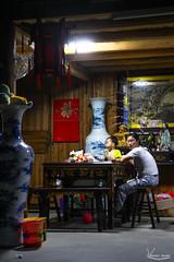 Yaoli village, Jiangxi, China (Val Guid'Hall) Tags: chine china province jujing village asie asia wuyuan yaoli jingdezhen landscape wild circle round town city culture chinese chinois portrait