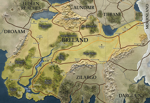 Map of Breland