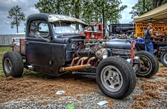 Rat Rod at the Smoke Out 11 (Carolinadoug) Tags: bike nc nikon rat northcarolina motorcycle hotrod hdr bikeshow topaz ratrod smokeout photomatix thehorse dougjohnson d700 worldcars topazadjust thehorsemagazine smokeout2010 smokeoutxi smokeout11