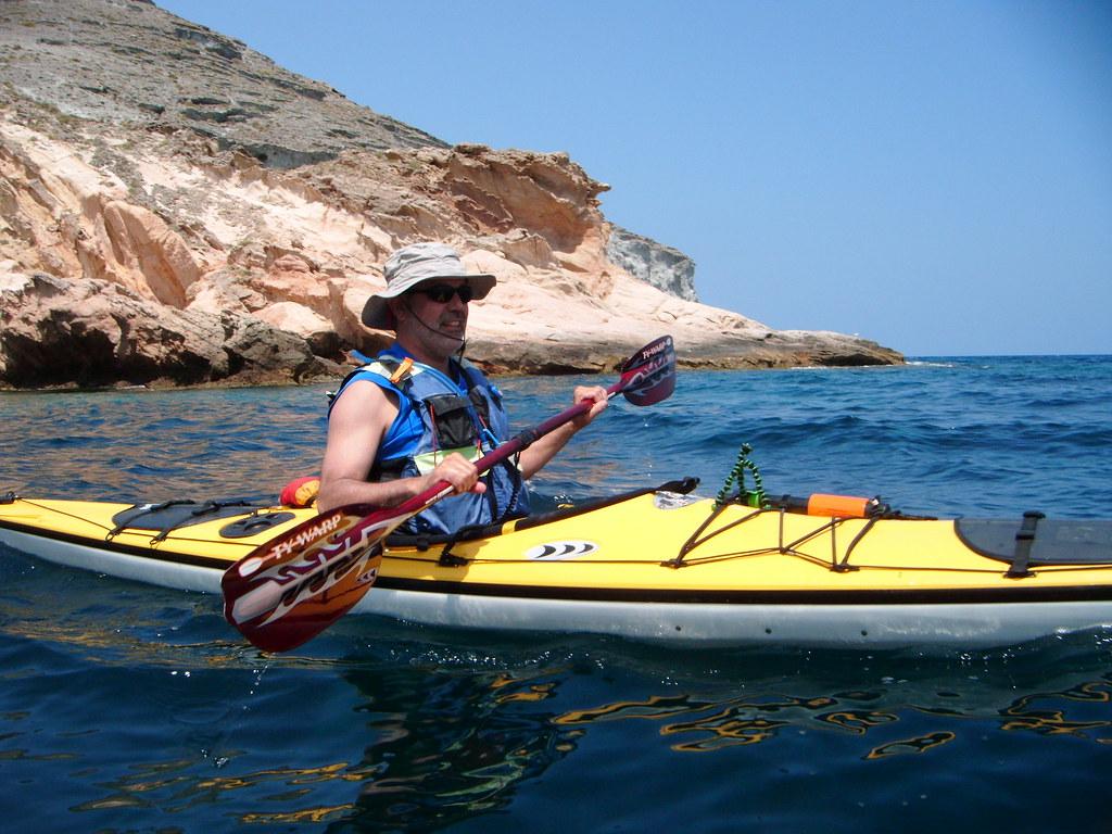 Cabo de Gata en kayak 662