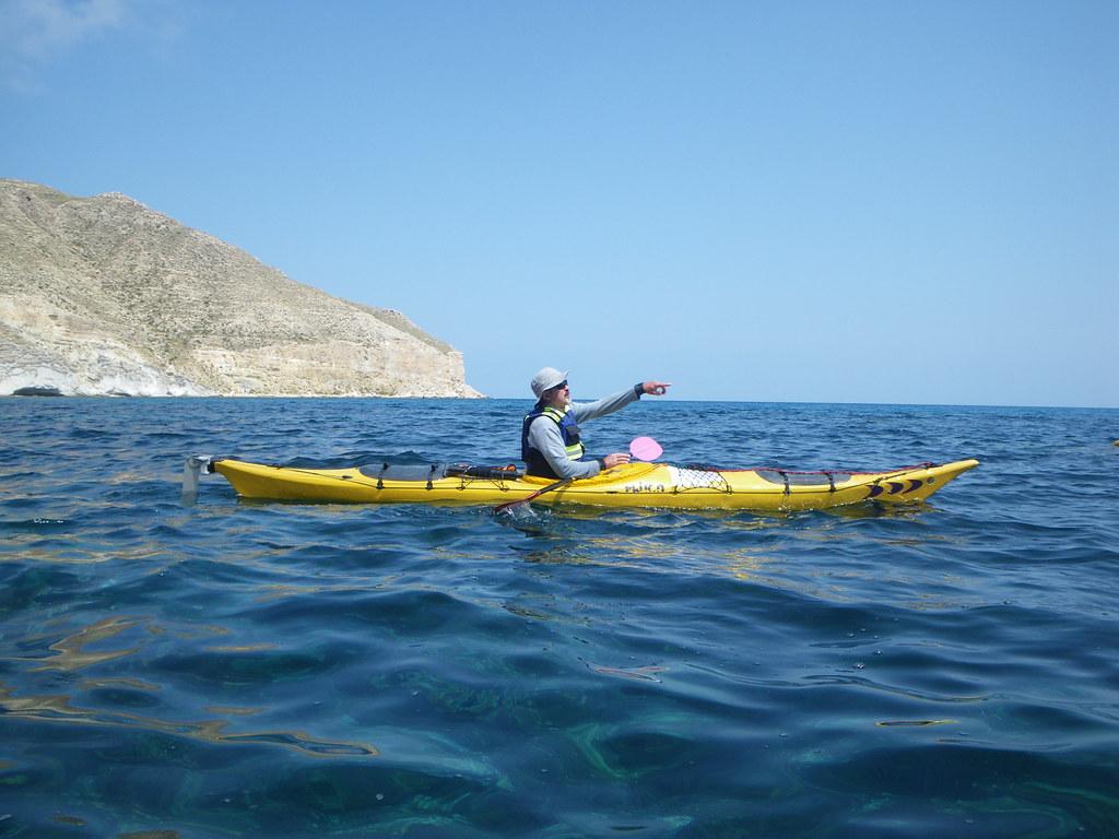 Cabo de Gata en kayak 191