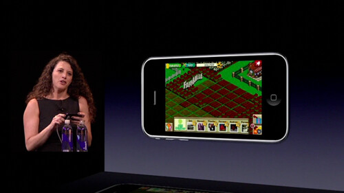 FarmVille on WWDC