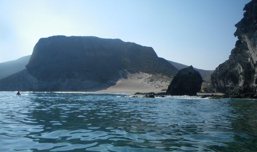 Cabo de Gata en kayak 440