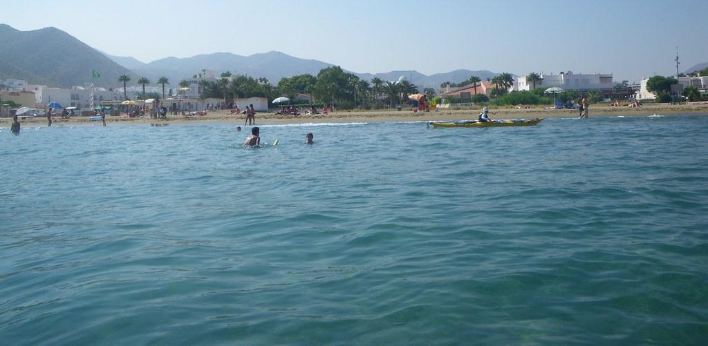 Cabo de Gata en kayak 426
