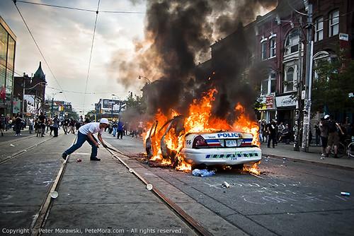2010 G20 Toronto: Mayhem