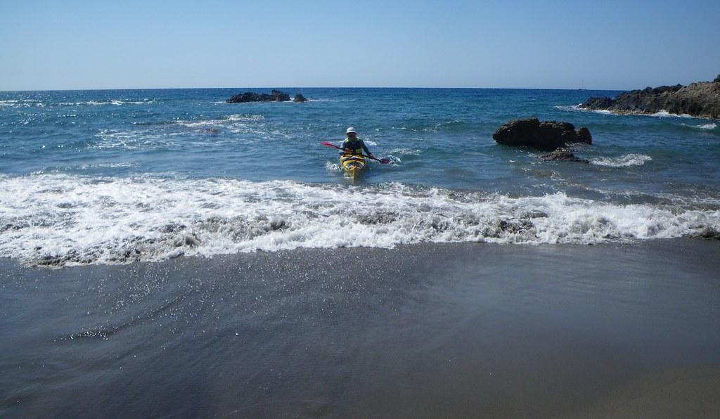 Cabo de Gata en kayak 555