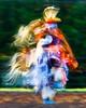 Fancy Dancer Slow Shutter Speed - explore (Marvin Bredel) Tags: motion color oklahoma canon movement colorful indian dancer explore nativeamerican marvin slowshutterspeed fancydancer pawnee wildwestshow interestingness78 i500 marvin908 pawneebillwildwestshow tamron18270 t1i canoneosrebelt1i bredel marvinbredel