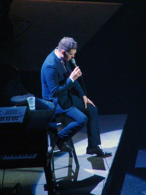 Michael Buble @ Sprint Center 6-26