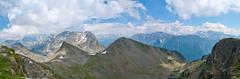 Chamrousse - vue depuis la Croix (xavierhc) Tags: france alpes pentax voigtlander chamrousse k7 colorskopar20mmf35slaspherical