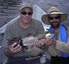 Mike with a Klamath River Summer Steelhead