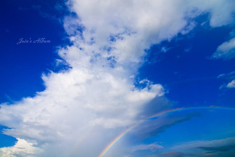 """"""" 有 虹 喔 """" 通往幸福之門"""