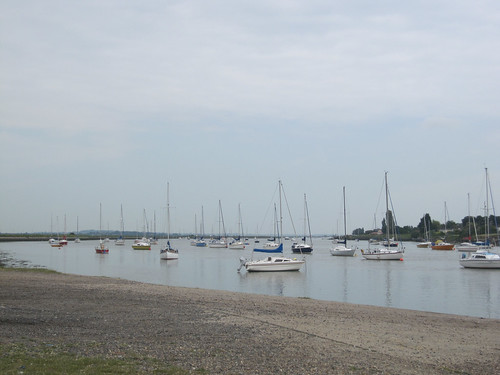 River Crouch by Liz Henry, on Flickr