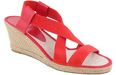 Orchard red wedge