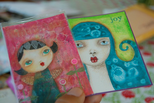 2 ATC made by Malin