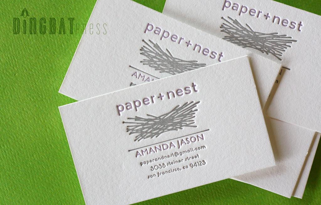 Paper + Nest