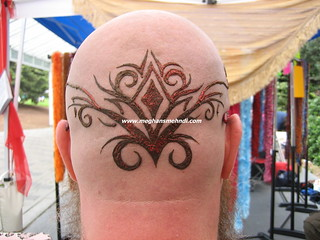 Tribal head