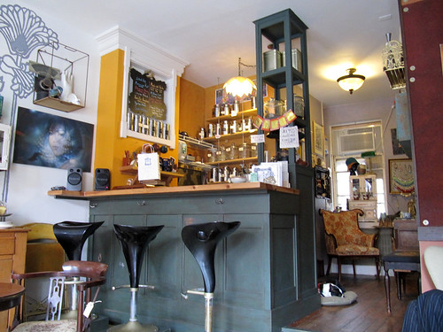Random Tearoom