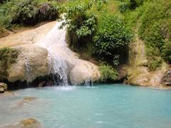 Erawan waterfalls