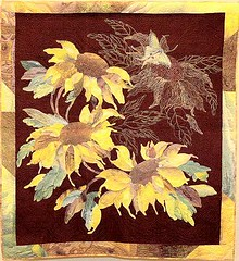 Susan Forest - Art Quilt Tahoe 2004
