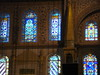 Stained glass windows, Blue Mosque