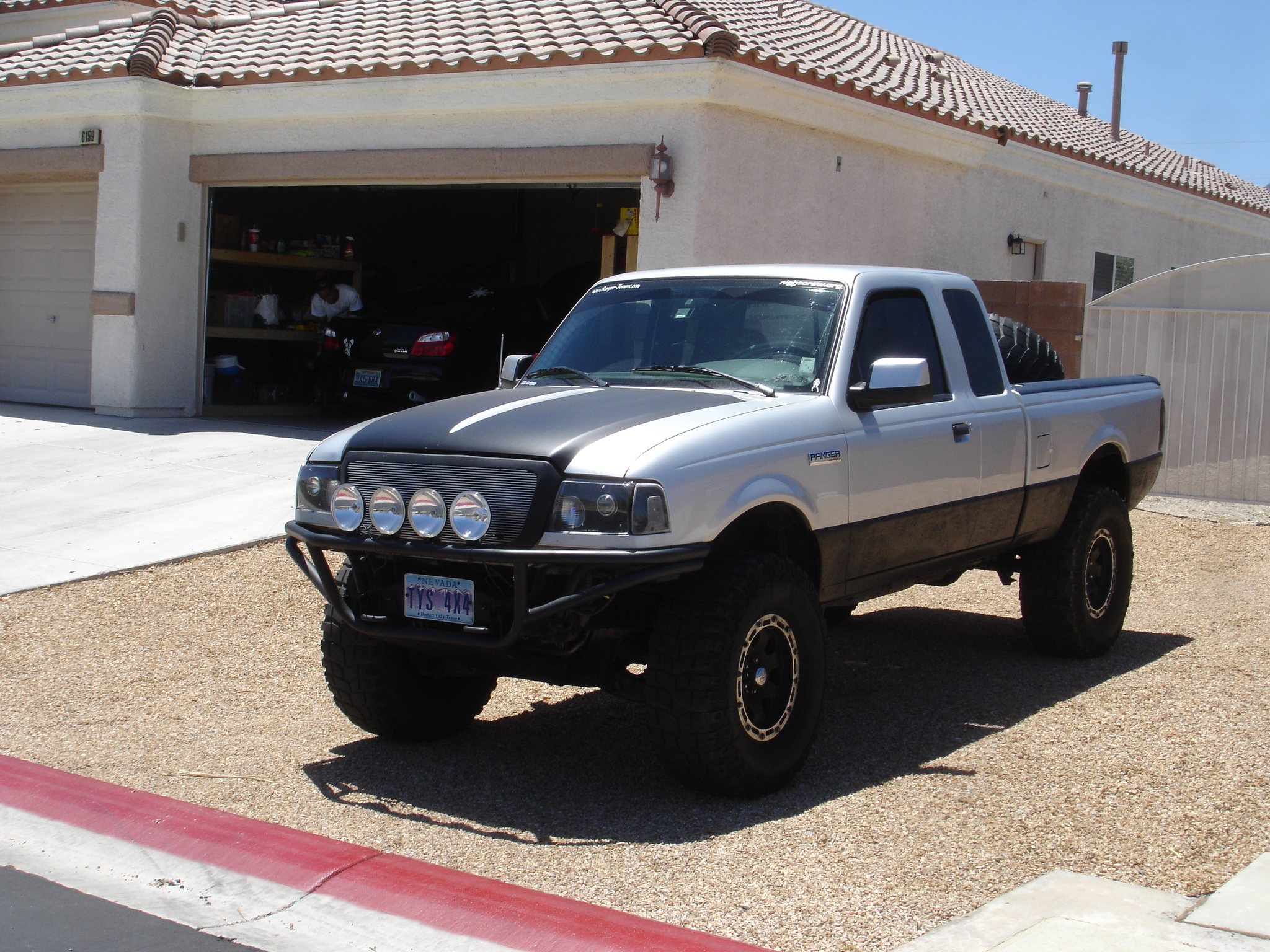 Prerunner light bar ranger forums the ultimate ford ranger tys 4x4 ftw mozeypictures Gallery