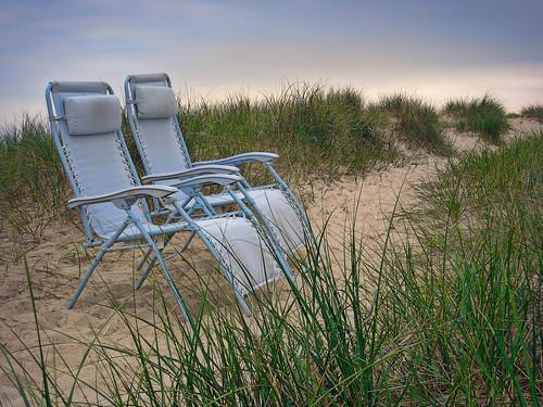 Grand Haven Beach