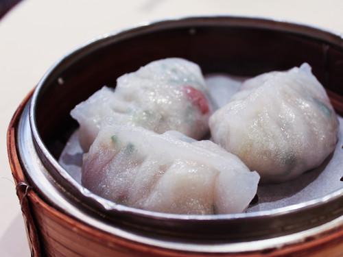 潮州蒸粉果 (新樂 Shamrock Seafood Restaurant)