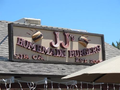 JJ's Homemade Burgers -- San Juan Bautista, CA
