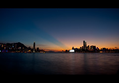 Magic Hong Kong (terencehonin) Tags: sunset hk hongkong nikon f14 24mm nikkor magicmoment  d700 afsnikkor24mmf14ged