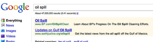BP Ad & Google AdWords Policy