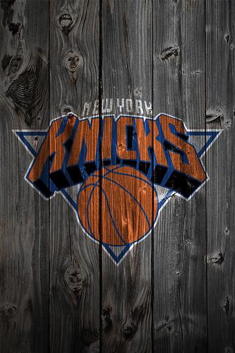 New York Knicks Wood IPhone 4