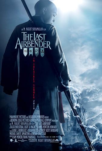 The Last Airbender, (El Último Maestro del Aire), Galería. Estreno 23 de Julio.