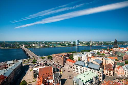 Nómadas - Riga, al borde del Báltico - 14/07/13