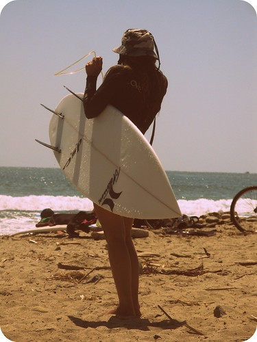 lets go surfing