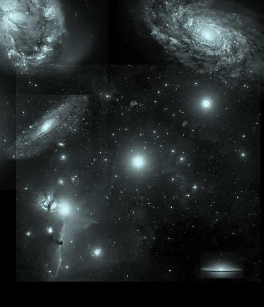 stars and galaxys brushes - pulsa en la imagen para descargar
